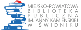 logo biblioteki w Świdniku