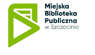 logo biblioteki w Szczecinie